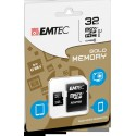 Carte micro SD HC 32GB EMTEC